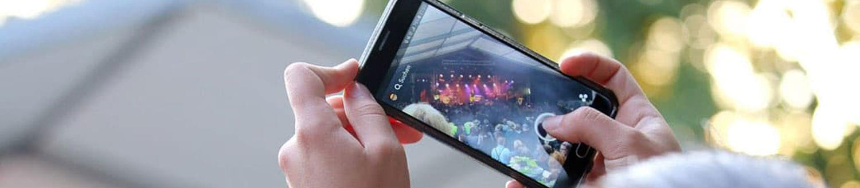Webseiten Referenzen für Musiker und Fotografen